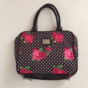 Betsey Johnson Weekender Cosmetic Bag